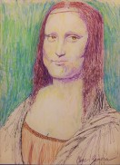 Mona Lisa's Portrait