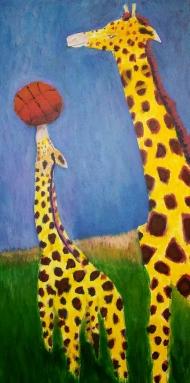 giraffsketball