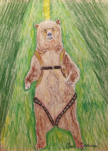 Bear Harness